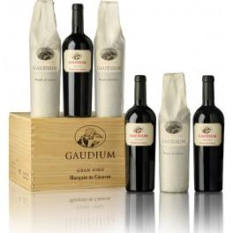 vino tinto Marqués de Cáceres Gaudium