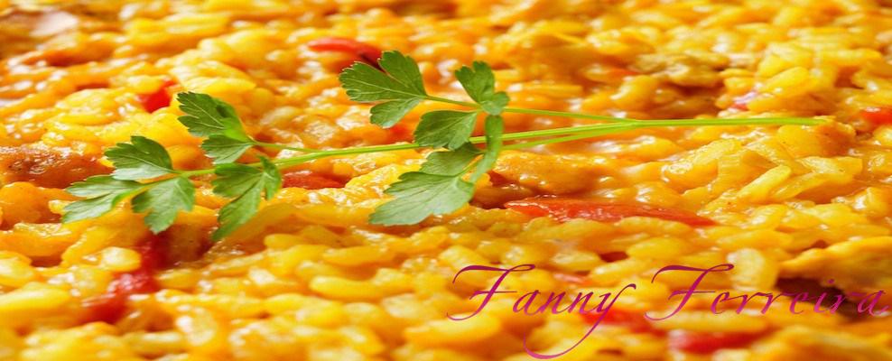 Fanny Ferreira Paella española delivery paraguay