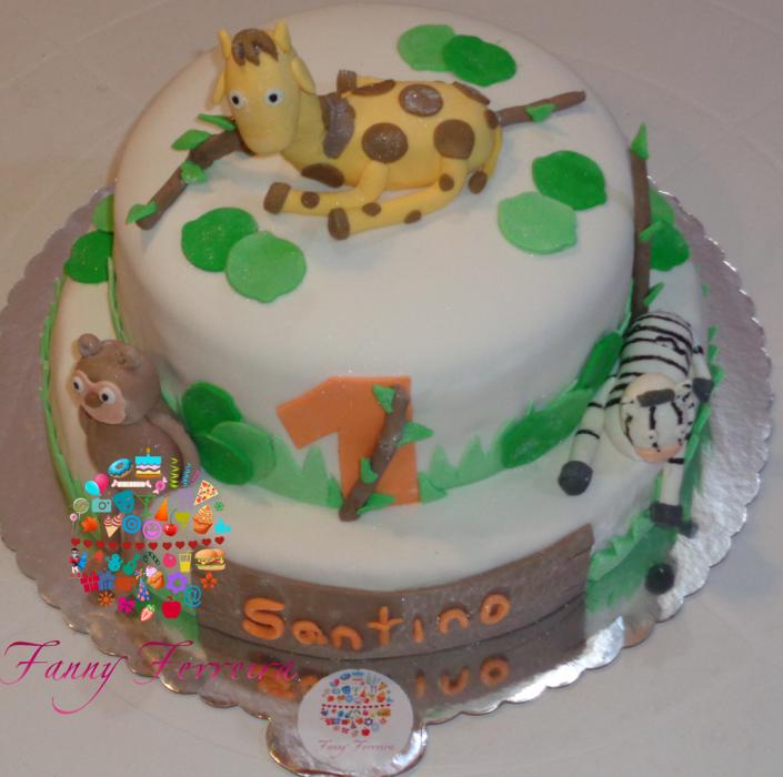 torta fondant fanny ferreira
