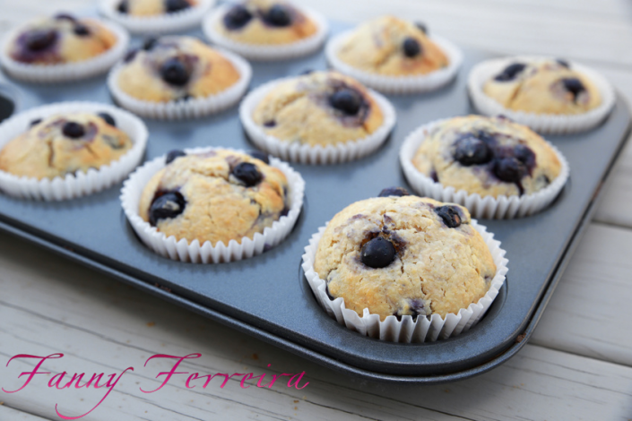 Fanny Ferreira Muffins Cup Cakes