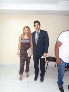 Fanny Ferreira en SEDERREC 2