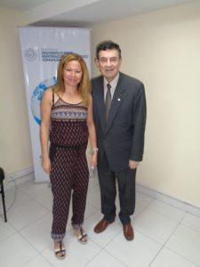 Fanny Ferreira en SEDERREC 3