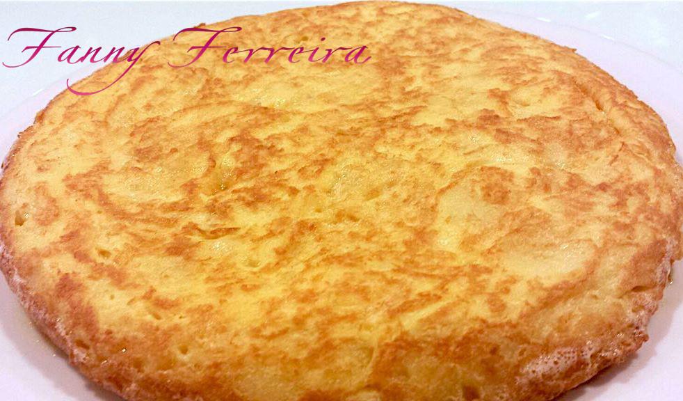 tortilla de papas Fanny Ferreira