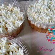 Ensaladas de fruta bocaditos fruta gourmet Fanny Ferreira Catering