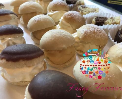 Mini bollos al horno Fanny Ferreira Catering