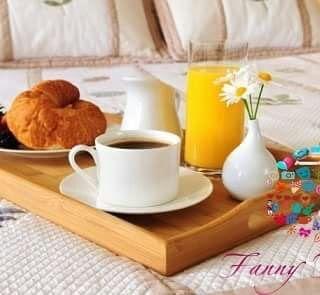Canasta de desayuno Hoy he soñado contigo Fanny Ferreira