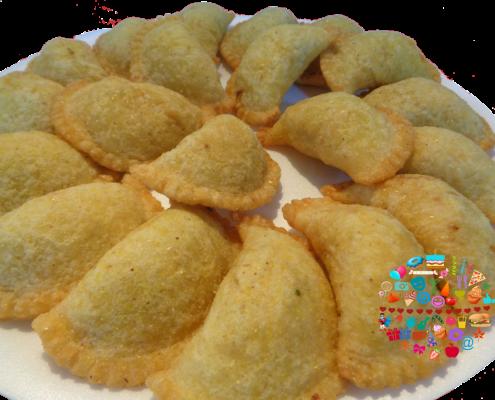 Bocaditos tipicos Paraguay Mini pastel mandio empanada carne mandioca Fanny Ferreira Catering