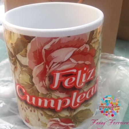 Taza regalo Fanny Ferreira Catering