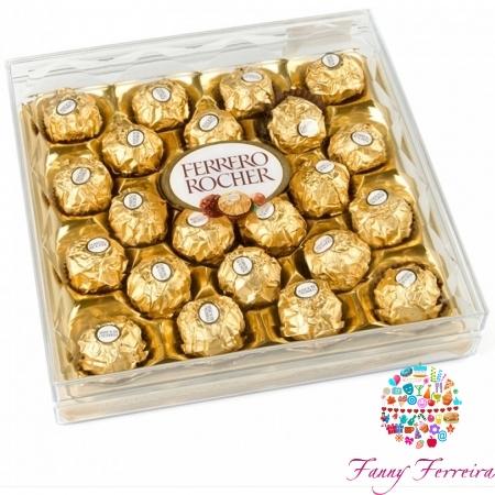 bombones chocolate ferrero rocher 300gr