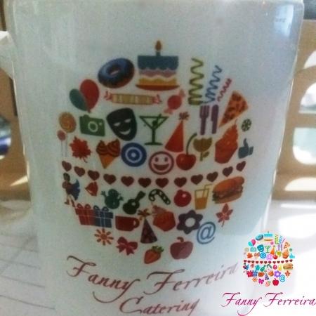 Taza personalizada Fanny Ferreira Catering