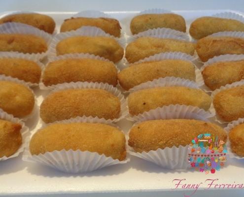 Mini croquetas Fanny Ferreira Catering